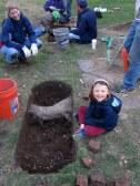 Volunteers, We Dig Hampstead Hill