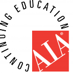 AIA CES logo red
