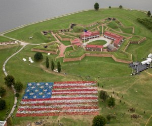 Friends of Fort McHenry, 2014 September 9