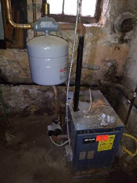A Sad Wintized Boiler