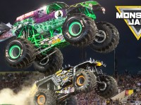 Huge Discount on Monster Jam Racing & Freestyle Action