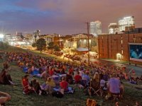 2017 Summer Movies Under the Stars in Baltimore