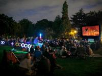 Free outdoor movies around Baltimore