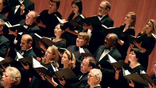 Handel's Messiah at Meyerhoff Symphony Hall