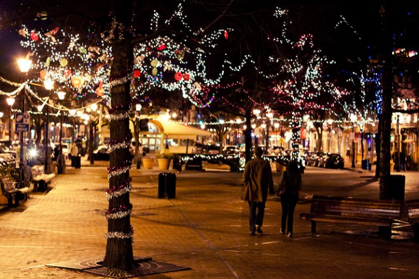 Christmas in Fells Point, Baltimore