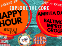 Explore the Core Happy Hour in Baltimore
