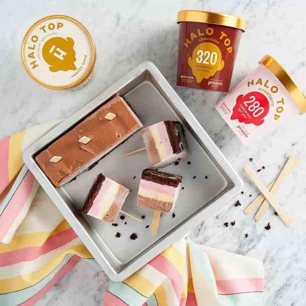 Free Halo Top Creamery ice cream