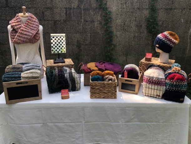 Handmade Knit products from Geeky Chic Knits