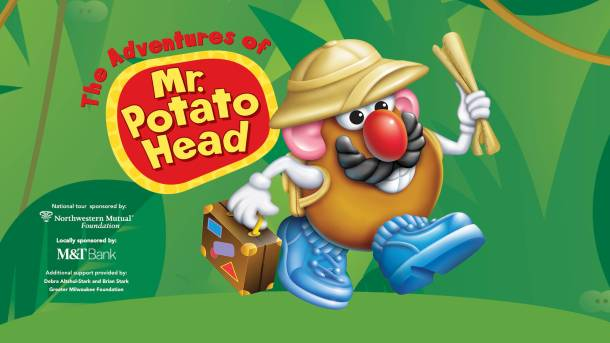 Port Discover Mr. Potato Head