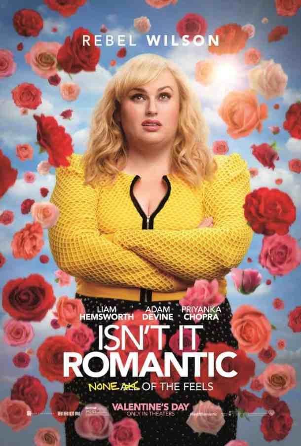 Isn't it Romantic movie