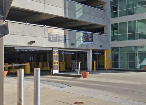 Caroline Street Garage Baltimore Parking  Find Reserved