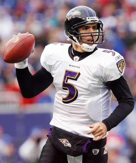 After going 92 yards, where will Flacco, Ravens go from here?