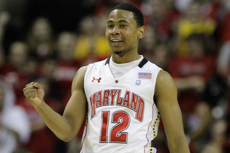 Maryland's concerns over Stoglin eased for now in win over Boston College