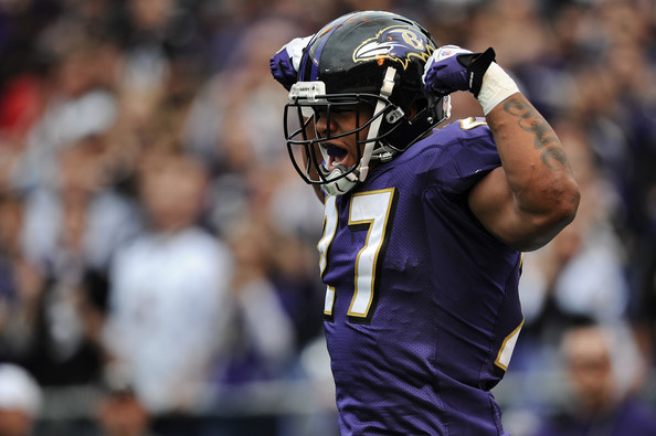 Ravens place franchise tag on Rice; make cuts of Evans, Carr official