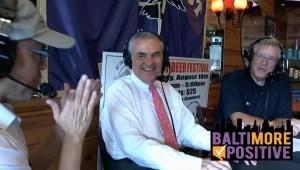 Tiburzi discusses stadia, soccer, arenas and future of Baltimore Orioles