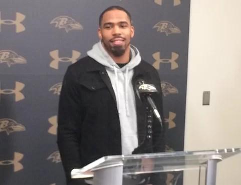 Twelve Ravens thoughts following Chuck Clark extension