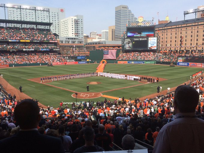 Orioles agree to two-year extension on stadium lease as long-term talks continue