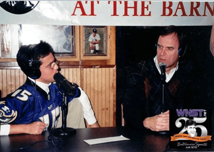 The first time Nestor met Brian Billick and asked him if he was taking the Ravens job