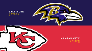 Getting you ready for Lamar and Mahomes quiet Monday Night battle in Baltimore