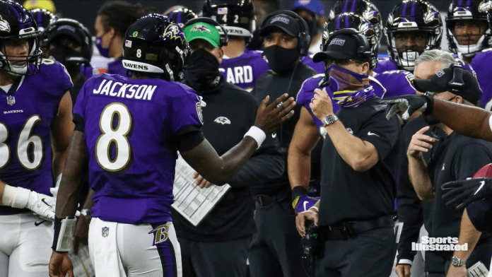 Keeping the Ravens COVID-free and on the field every Sunday
