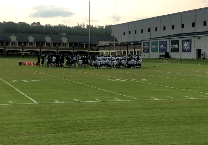 Schedule announced for Ravens' 2021 rookie camp, spring workouts