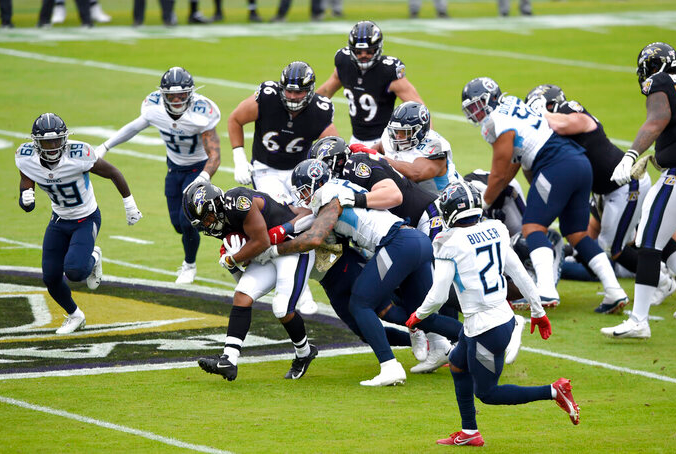 Sizing up potential difference makers for Ravens in playoff rematch with Tennessee