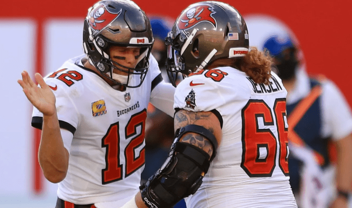 Former Tampa Bay center Randy Grimes loves the nastiness of Ryan Jensen and Bucs offense