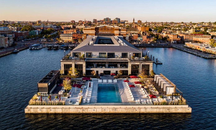 Staying in Fells Point for a Baltimore staycation all summer long