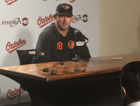 """Hyde on MLB beginning crackdown on sticky substances: """"I have no idea what it's going to look like"""""""