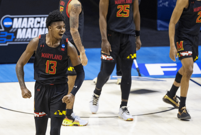 "Eyeing trip to Sweet 16, Turgeon says Terps must go through ""fifth No. 1 seed"" in Alabama"