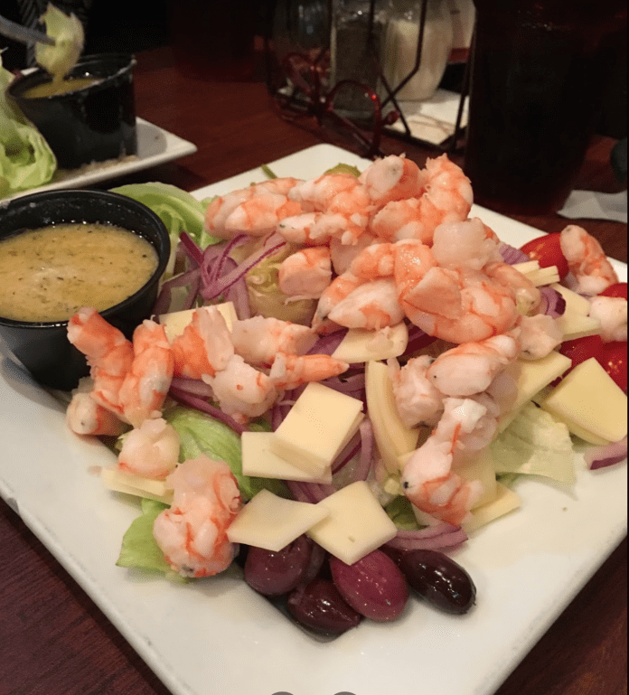 """Foodies and eating and the best """"Bookie"""" salad in the city in Catonsville"""