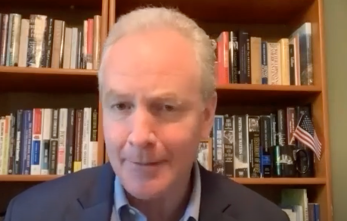 Van Hollen explains the power and poison of the American filibuster in Congress