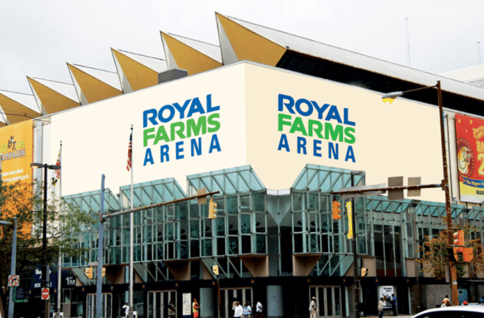 Breathing new life into the Royal Farms Arena