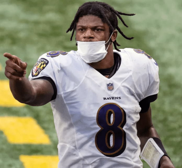 What is the responsibility of Lamar Jackson to his teammates in Owings Mills?