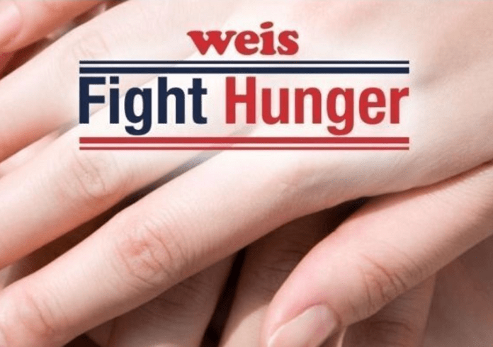 Rounding up is a Weis choice to fight hunger via Maryland Food Bank