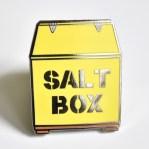 Baltimore Saltbox Enamel Pin