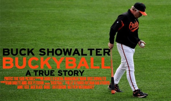Buckyball Poster: Non-Existent Movie About Orioles 2012 Season