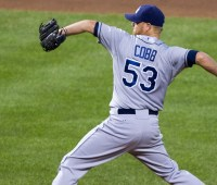 Alex Cobb - Baltimore Orioles