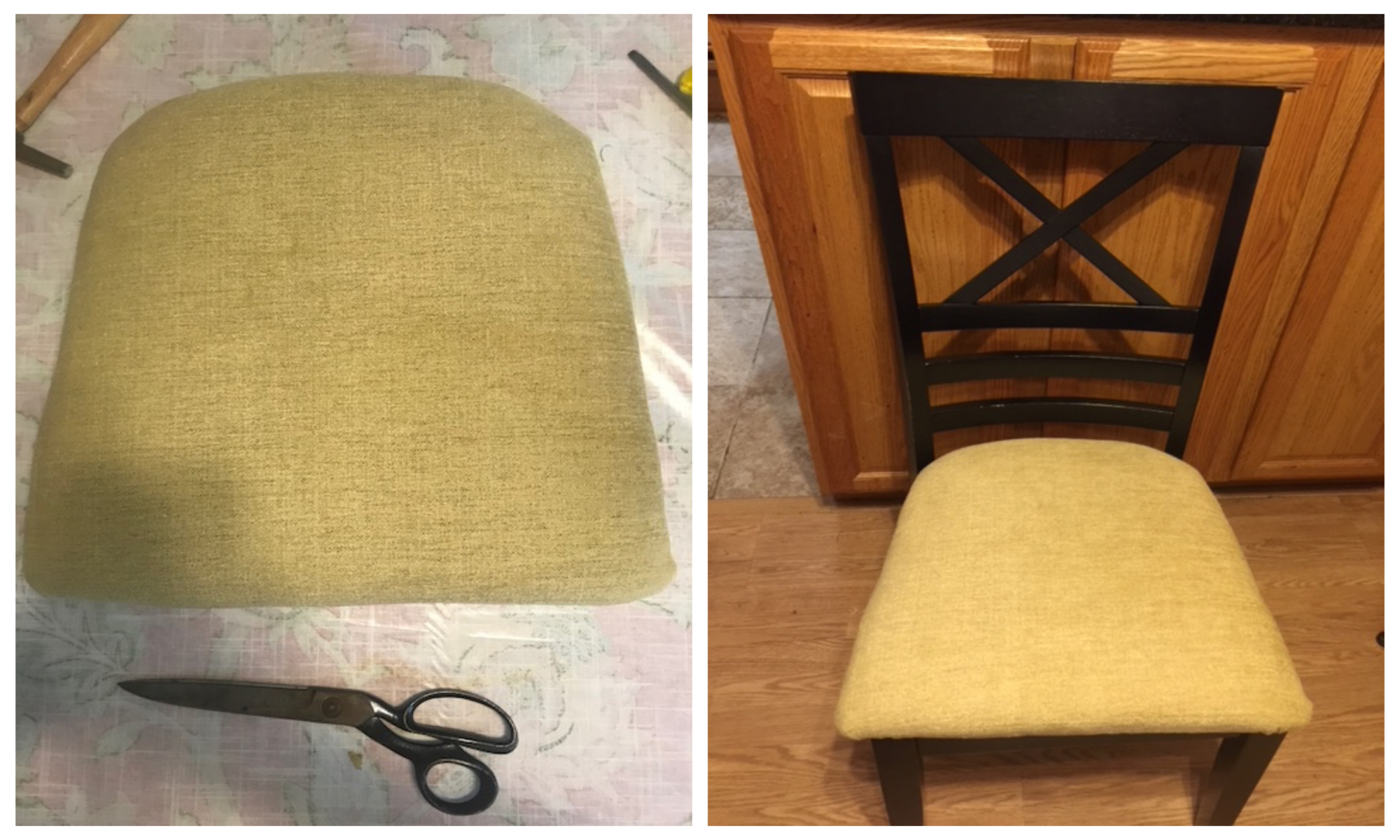 Kitchen Chairs Upholstery - Baltimore MD   The Baltimore ...