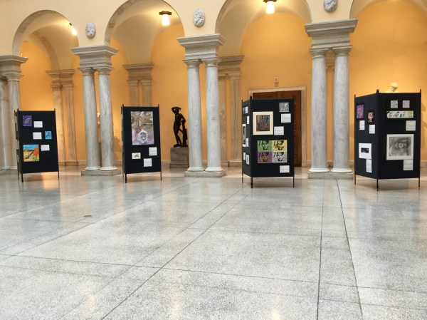 Baltimore Art Museum Expands Exhibit Include Sharpie Drawings Watchdog