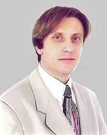 Dr. Ingwar Heinrich Lotz, Gründer und Chefredakteur der Baltischen Rundschau