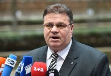 Der litauische Aussenminister Linas Linkevicius erklärte laut dem litauischen Nachrichtenportal «Delfi», ein russisches Kriegsschiff habe ein an der Verlegung des «Nordbalt»-Kabels beteiligtes litauisches Begleitschiff zu Kursänderungen gezwungen