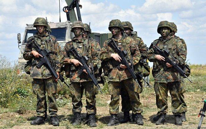 Betrunkene Bundeswehrsoldaten prügeln sich an russischer Grenze krankenhausreif