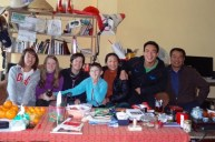 Siste dagen hos Sam og familien