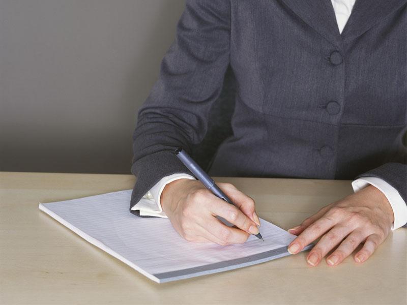 contoh surat dinas dengan penulisan yang benar dan lengkap