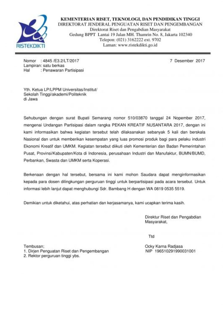 Contoh Surat Niaga Bentuk Block Style Suratmenyuratnet