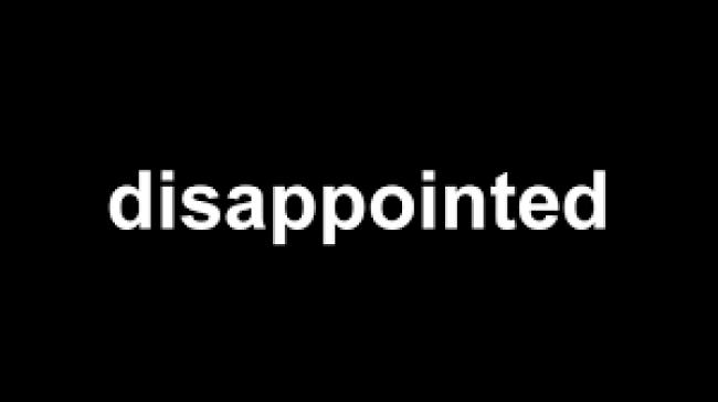 kata kata kecewa bahasa inggris dan artinya