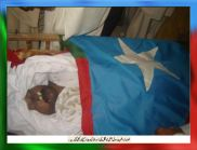 Shaheed Rasool Baksh Mengal body kept for last Dedar
