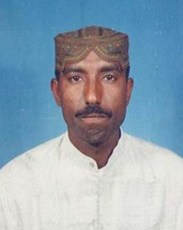 Shaheed Ali Dost Baloch