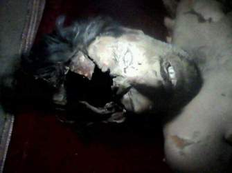 shaihak jan dead body